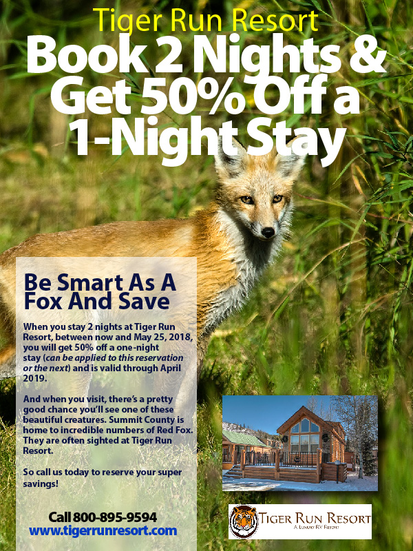 Be A Smart Fox and Save!